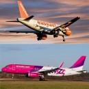 EasyJet и Wizz Air с ударни новогодишни намаления!