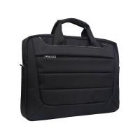 "Стилна чанта за лаптоп 15-16"", черна"