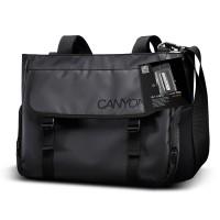 """Чанта за рамо за лаптоп черна 14.1-15.6"""""""