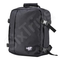 Черна чанта-раница за ръчен багаж Cabin Zero Mini