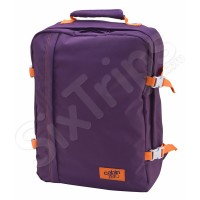 Чанта и раница за пътуване Cabin Zero Classic 44 литра, лилаво и оранжево