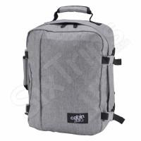 Светлосива раничка за малък салонен багаж Cabin Zero Mini 28 литра