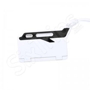 Етикетче за багаж в черно и бяло Mufix