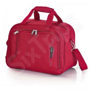 Червена малка чанта за пътуване Gabol Week 42см