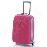 Стилен цикламен куфар за ръчен багаж 50см. Paradise