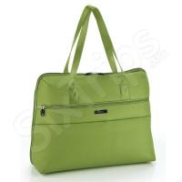 Чанта Artic с преден джоб в цвят резида