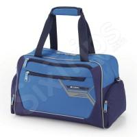 Синя чанта за път Lumen 45см., 21л.