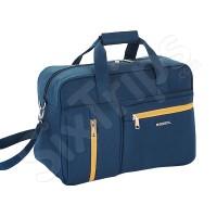 Практична синя пътна чанта Gabol Ocean 44см