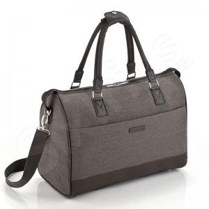Стилна кафява пътна чанта Gabol Tivoli