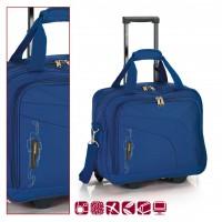 Пътна чанта на колела GABOL 40 см. синя - Week 10051903
