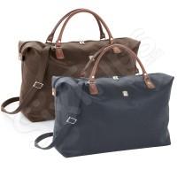 Пътна чанта Gabol Siena 55см - синя, кафява