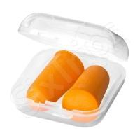 Тапи за уши 2бр. в кутийка, оранжеви