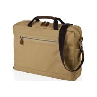 """Чанта за лаптоп Elevate Edmonton 15.4"""" кафява"""
