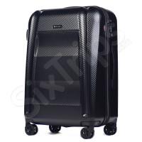Куфар поликарбонат с карбонов дизайн Puccini New York
