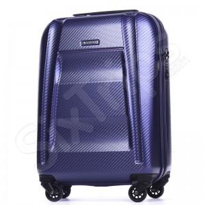 Малък куфар с карбонов дизайн Puccini New York