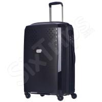 Куфар М размери в черен цвят Puccini Havana 65см