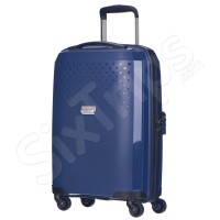 Куфар 55см за ръчен багаж Puccini Havana, син