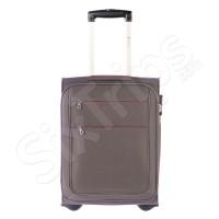 Малък сив куфар за пътуване с Wizz Air Puccini Camerino