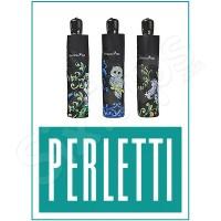 Дамски автоматичен чадър лукс Perletti