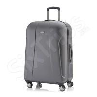 Куфар Travelite за ръчен багаж сребрист Elbe Two-S