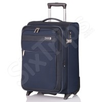 Практичен син куфар Travelite Style M 58л.