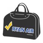 Ръчен багаж Ryan Air 55x40x20см